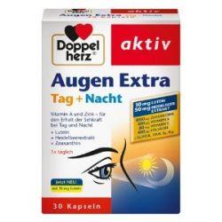 Doppelherz Aktiv Augen Extra Tag plus Nacht, 30er, 1er Pack (1 x 15,9 g)