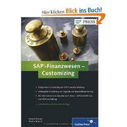 SAP-Finanzwesen - Customizing (SAP PRESS) [Gebundene Ausgabe] [Gebundene Ausgabe]