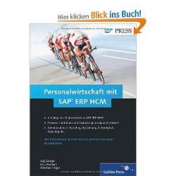 Personalwirtschaft mit SAP ERP HCM: Funktionen - Prozesse - Customizing (SAP PRESS) [Gebundene Ausgabe] [Gebundene Ausgabe]