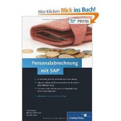 Personalabrechnung mit SAP [Gebundene Ausgabe] [Gebundene Ausgabe]