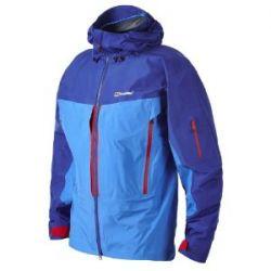 berghaus Kangchenjunga Jacket blue aster/intense blue