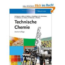 Technische Chemie [Gebundene Ausgabe] [Gebundene Ausgabe]