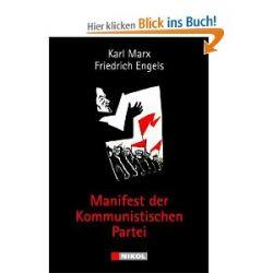 Manifest der Kommunistischen Partei [Gebundene Ausgabe] [Gebundene Ausgabe]