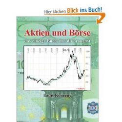 Aktien und Börse: das einzige Buch, das du brauchst [Taschenbuch] [Taschenbuch]
