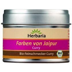 Herbaria Farben von Jaipur 25 g kbA* S-Dose, 1er Pack (1 x 25 g) - Bio