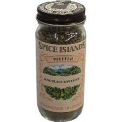 Spice Island Knoblauch Pfeffer Gewürz 70g