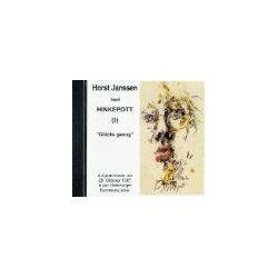 Hörbücher: Horst Janssen liest Hinkepott 1 ( Glücks genug). CD  von Horst Janssen
