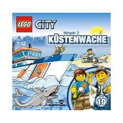 Hörbücher: LEGO City 10: Küstenwache