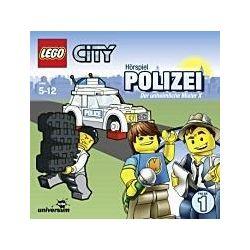 Hörbücher: LEGO City 01 Polizei