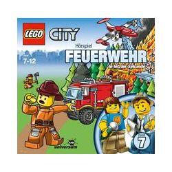 Hörbücher: LEGO City 07 Forest Fire
