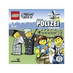 Hörbücher: LEGO City 02 Polizei