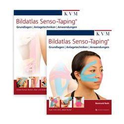 Bücher: Set Bildatlas Senso-Taping®  von Reinhold Roth