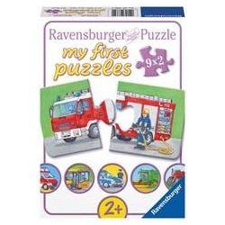 Spielwaren: Einsatzfahrzeuge, Puzzle (Ravensburger 07332)