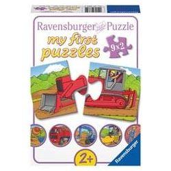 Spielwaren: Ravensburger 07334 - Auf der Baustelle, Puzzle