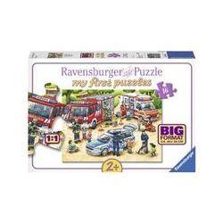 Spielwaren: Ravensburger 05409 - My First Puzzle: Spannende Berufe, Puzzle,