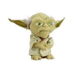 Spielwaren: Joy Toy 741020 - Star Wars: Yoda, Plüsch, 23 cm