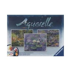 Spielwaren: Ravensburger 29474 - Claude Monet, Aquarelle Maxi