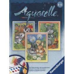 Spielwaren: Ravensburger 29319 - Häschen, Aquarelle Midi