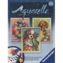 Spielwaren: Gute Freunde, drei Aquarelle Midi (Ravensburger 29318)