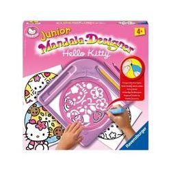 Spielwaren: Ravensburger 29736 - JUNIOR Mandala-Designer® Hello Kitty
