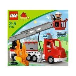 Spielwaren: LEGO® Duplo Town 5682 - Feuerwehrwagen  von Lego Duplo