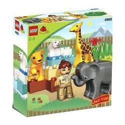Spielwaren: LEGO® Duplo 4962 - Tierbabys  von Lego Duplo