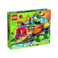 Spielwaren: Lego Duplo Eisenbahn 10508 - Eisenbahn Super Set