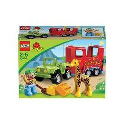 Spielwaren: LEGO® Duplo 10550 - Zirkustransporter  von Lego Duplo