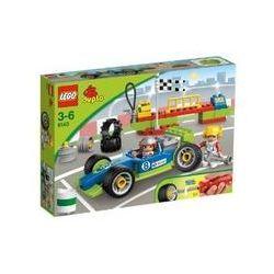 Spielwaren: LEGO® Duplo 6143 - Rennfahrzeug  von Lego Duplo Stadt