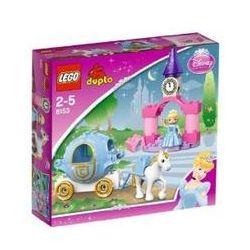 Spielwaren: LEGO® Duplo Princess 6153 - Cinderellas Prinzessinnenkut  von Lego Duplo Princess