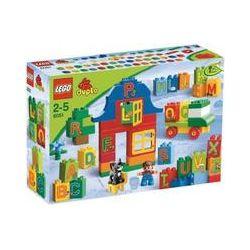 Spielwaren: LEGO Duplo Steine & Co. 6051 - Buchstaben-Lernspiel  von Lego Duplo Steine & Co.