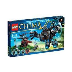 Spielwaren: LEGO® Legends of Chima 70008 - Gorzans Gorilla-Roboter