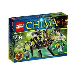 Spielwaren: LEGO® Chima 70130 - Sparratus Spinnen-Stalker