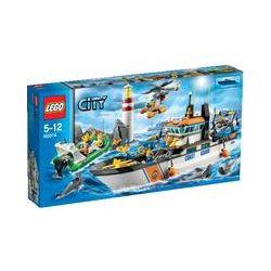 Spielwaren: LEGO® City 60014 - Einsatz der Küstenwache