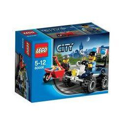 Spielwaren: LEGO® City 60006 - Polizei-Quad  von Lego City