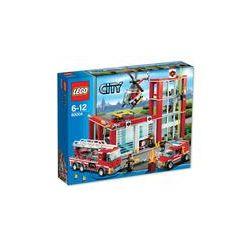 Spielwaren: LEGO® City 60004 - Feuerwehr-Hauptquartier  von Lego City