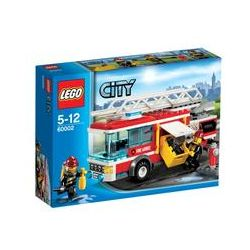 Spielwaren: LEGO® City 60002 - Feuerwehrfahrzeug  von Lego City