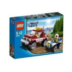 Spielwaren: LEGO® City 4437 - Verfolgung im Gelände  von Lego City