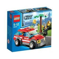 Spielwaren: LEGO® City 60001 - Feuerwehr-Einsatzwagen  von Lego City