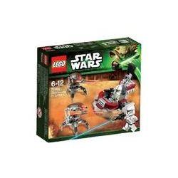 Spielwaren: LEGO® Star Wars(TM) Clone Trooper(TM)  vs. Droidekas(TM)