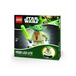 Spielwaren: LEGO® Star Wars Yoda LED-Schreibtischleuchte