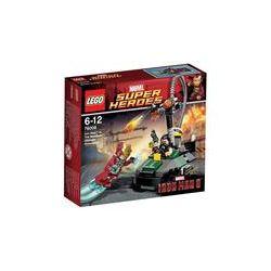 Spielwaren: Lego Super Heroes 76008 - Iron Man vs. The Mandarin: Letzte Entscheidung, Set 3