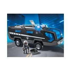 Spielwaren: PLAYMOBIL® 5564 - SEK-Einsatztruck mit Licht und Sound