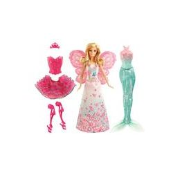 Spielwaren: Mattel Barbie 3-in-1 Fantasie Barbie