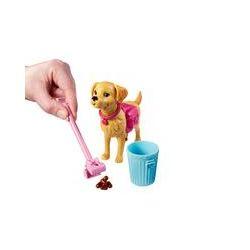 Spielwaren: Mattel Barbie Stubenreines Hündchen
