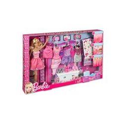 Spielwaren: Mattel Barbie Modekollektion Geschenkset