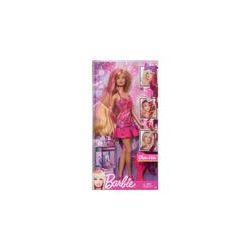 Spielwaren: Mattel Barbie Glam Haarspiel Barbie