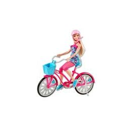 Spielwaren: Mattel Barbie Barbie & Fahrrad