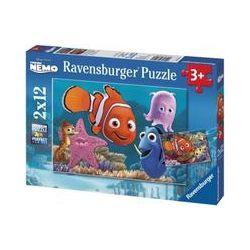 Spielwaren: Ravensburger 075560 - Nemo, kleiner Ausreißer, Puzzle