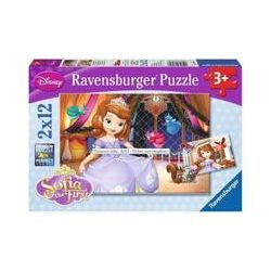 Spielwaren: Ravensburger 07570 - Disney: Sofia the First, Puzzle,
